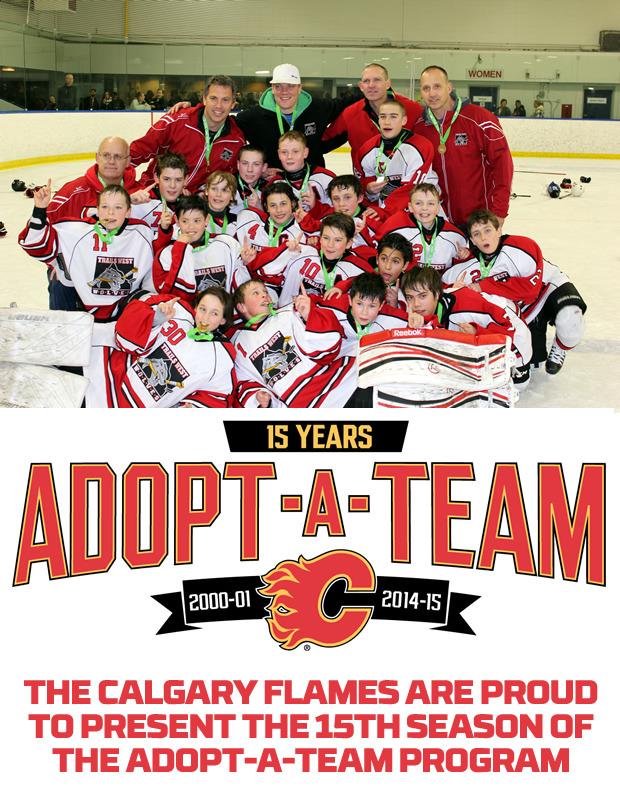 Calgary Adopt-a-Team 2015